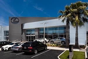 Penkse Longo Lexus Sales